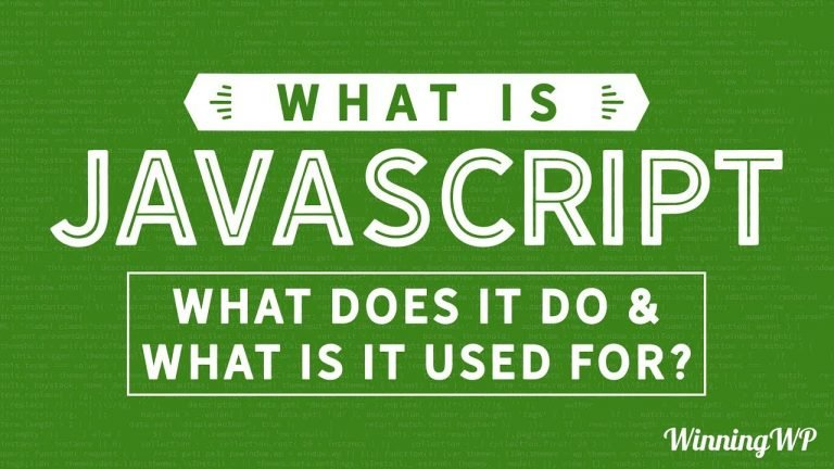 What is JavaScript? What Does It Do, and What Is It Used For?