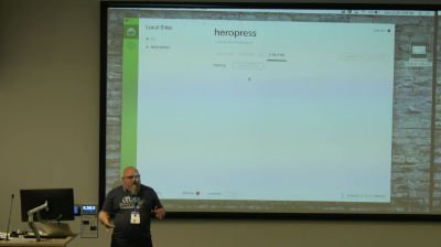 Topher DeRosia: Modern Local Environment for WordPress in 2018