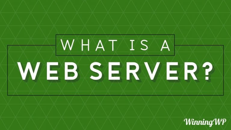 What Is A Web Server?