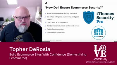 Topher DeRosia: Build Ecommerce Sites With Confidence (Demystifying Ecommerce)