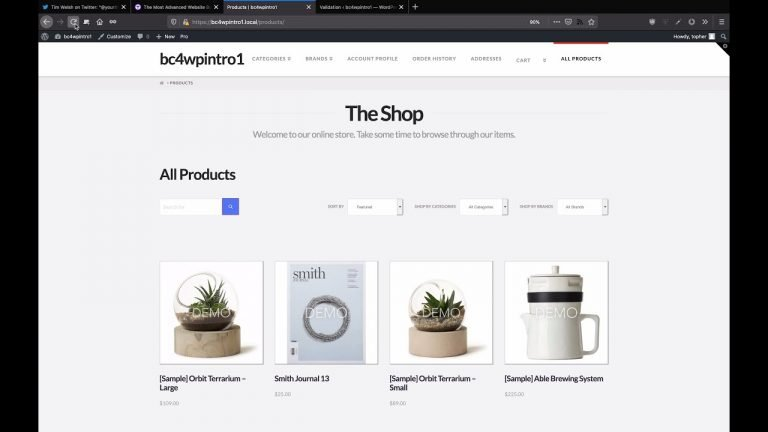 BigCommerce for WordPress (BC4WP) Themeco Pro Theme Review